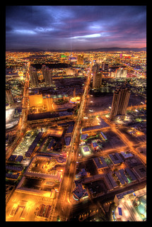 Vegas by night
