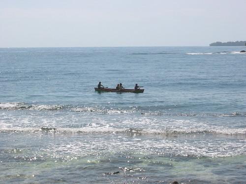 ocean new guinea boat pacific canoe png papuanewguinea papua jais madang aben kahunapulej kahunapule