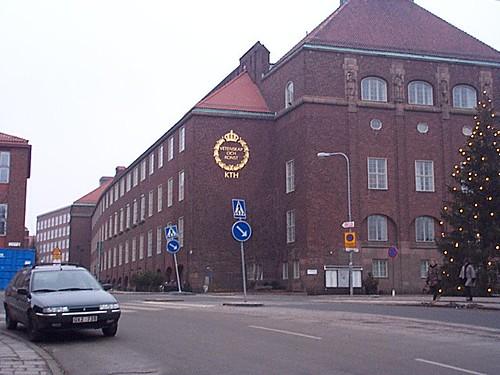 KTH main campus