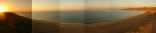 Sunrise at Cape Monz