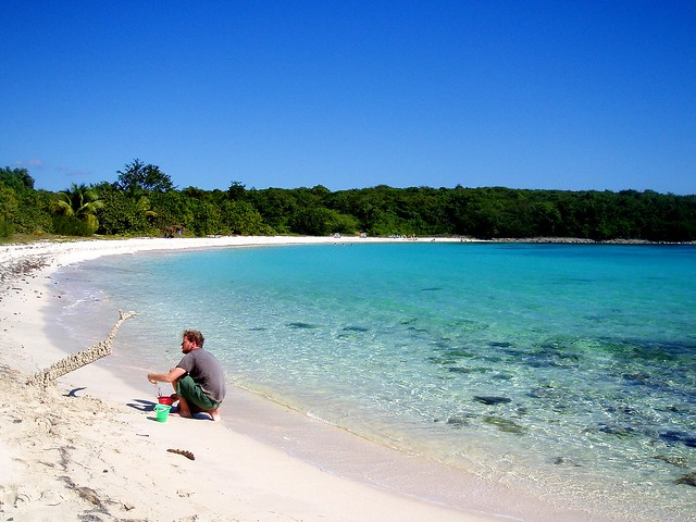 Pata Prieta, Vieques best Beaches