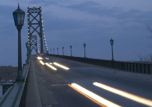 Mt Hope bridge