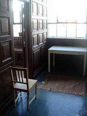 Hallway workspace