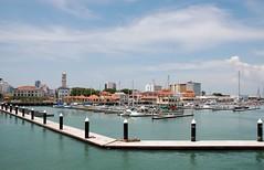 Penang harbour