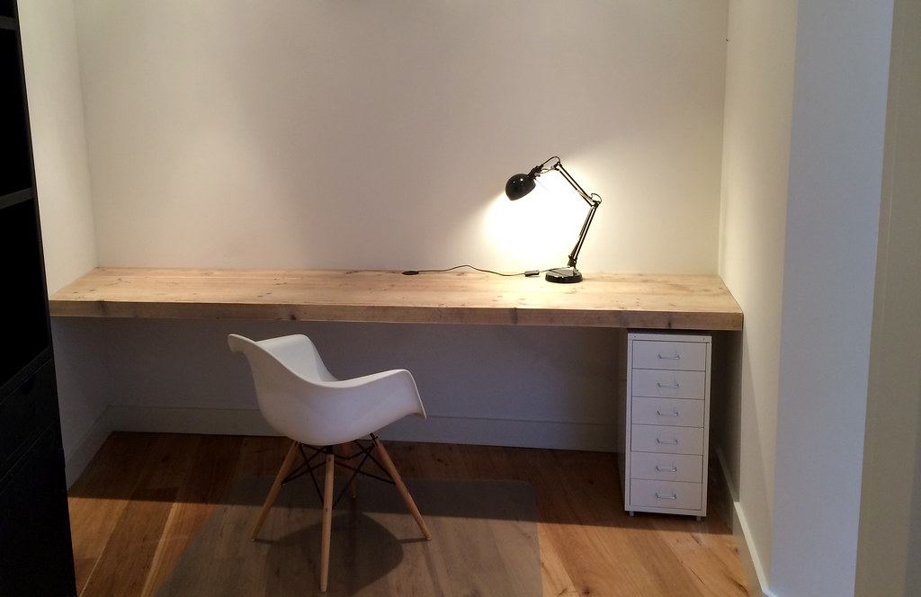 Bureau floating desk te koop bij w tdesign bureau flu flickr