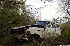Casse auto - Ford Escort