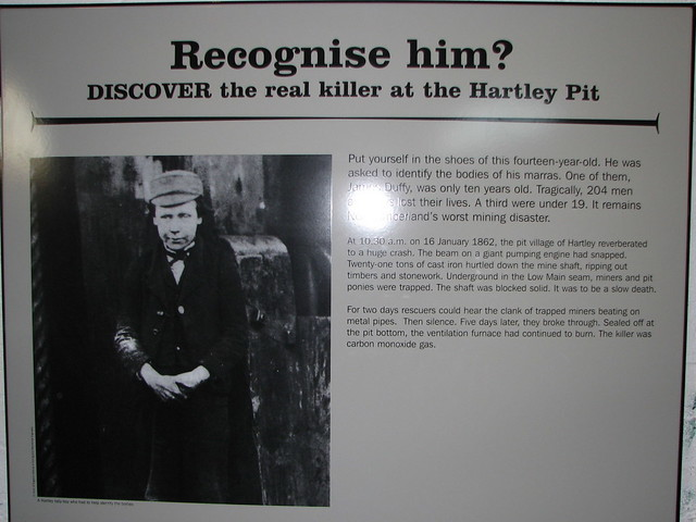 Hartley Colliery Disaster, 1862