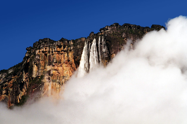 venezuala - angel falls