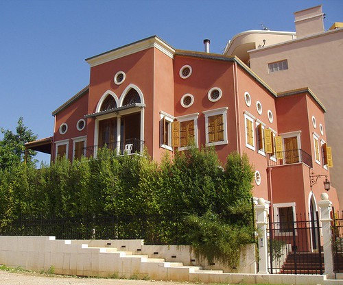 The villas of lebanon skyscrapercity - Libanese villa ...