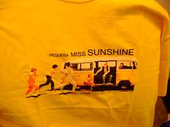 polera Little Miss Sunshine