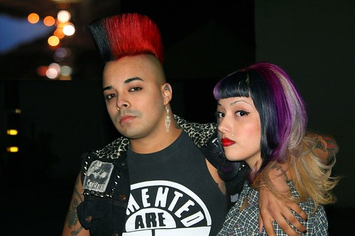 Punk Hairstyles For Girls Mature Hairstyles 2011