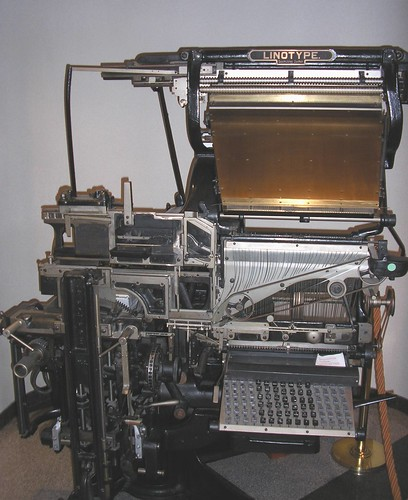 linotype by yukali