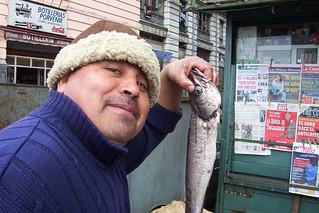 Pescador anonimo de valparaiso