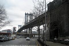 NYC - LES: Manhattan Bridge