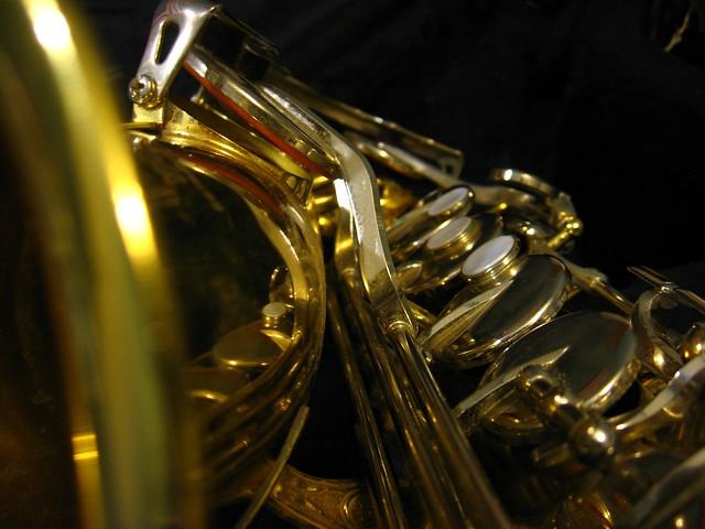 Saxophone: The Keys