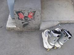 Robertson St Street Art