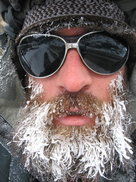 More Icy  Frozen  Beard Maddness In Eastern Turkey  Explor