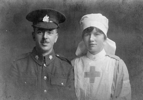 edward john jamieson and margaret arthur 1918