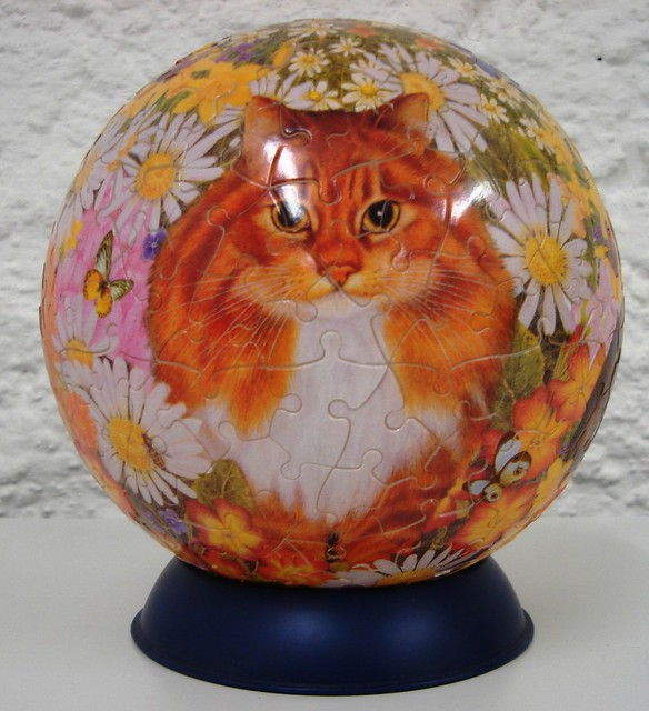 Puzzleball Cats - the other side
