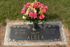 Roy & Betty Albea