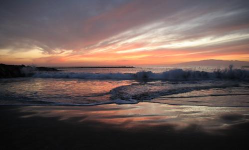 Fanabe beach sunset 5