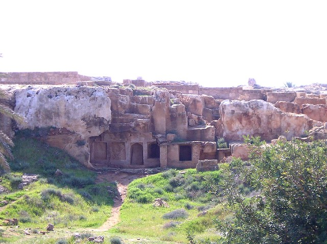 The tomb of the Kings