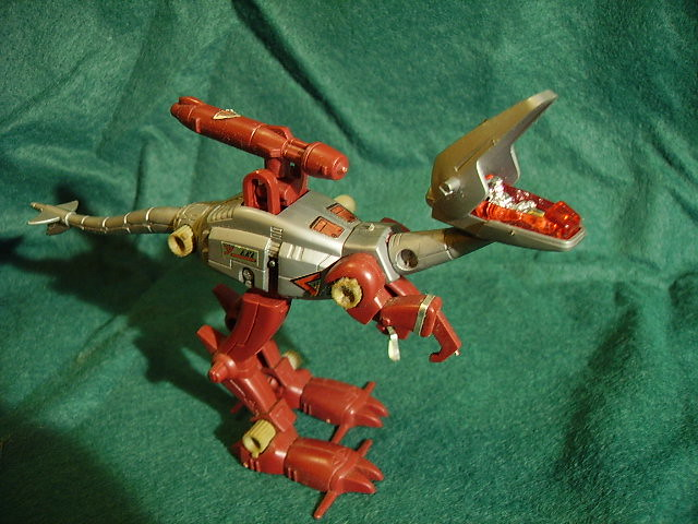 Zoids - T-RexZoids T Rex