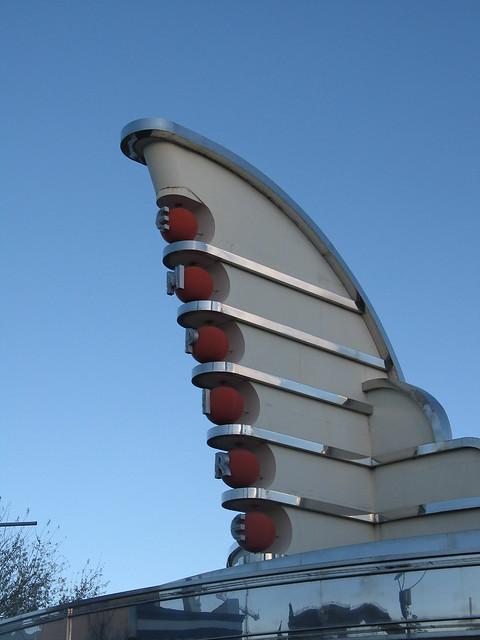 E M P I R E Art Deco Warner Park Madrid Flickr
