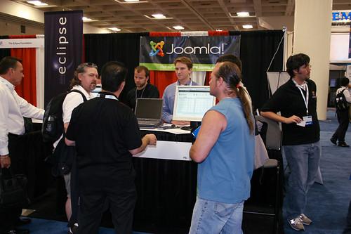 Linuxworld Expo San Francisco 2006