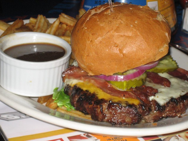 Biggest Burger In Mumbai  All Day Cafe Bar
