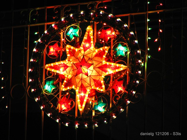 There's no greater symbol of the Filipino Christmas spirit than the parol.