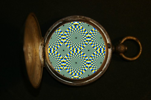 pocket watch illusion