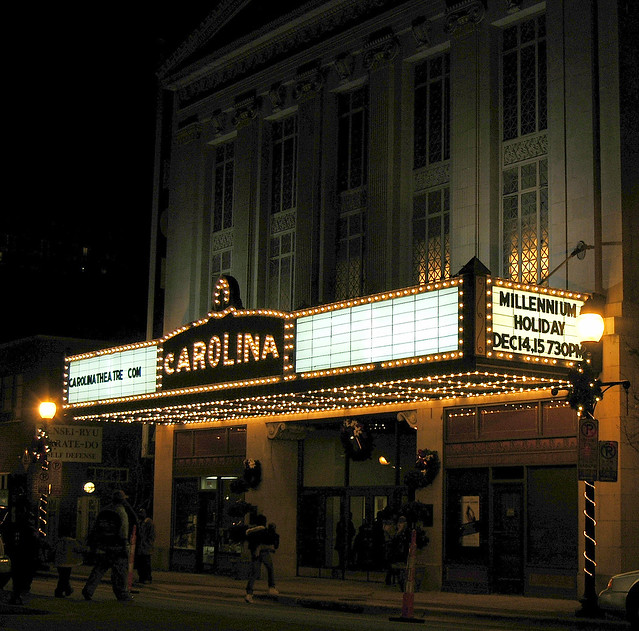 carolina theater flickr photo sharing