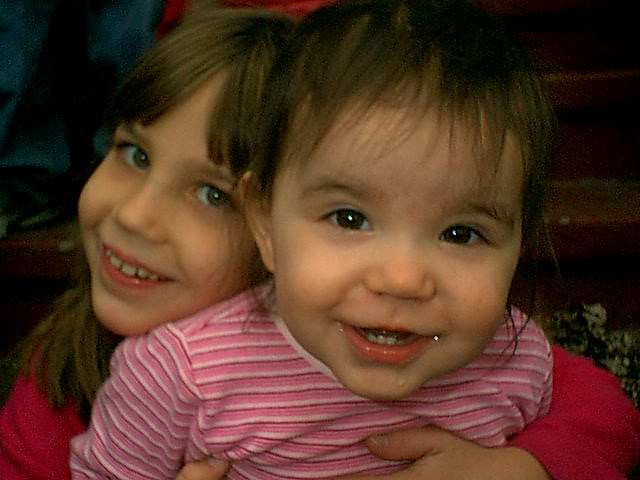 My little ladies