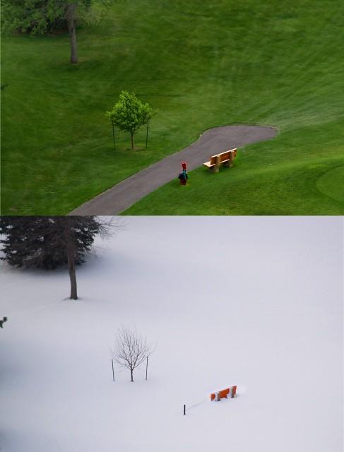 A Tale of Two Seasons