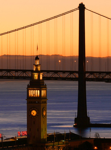 sf sanfrancisco california ca city morning bridge urban usa dawn bay baybridge sfbay supershot abigfave aplusphoto