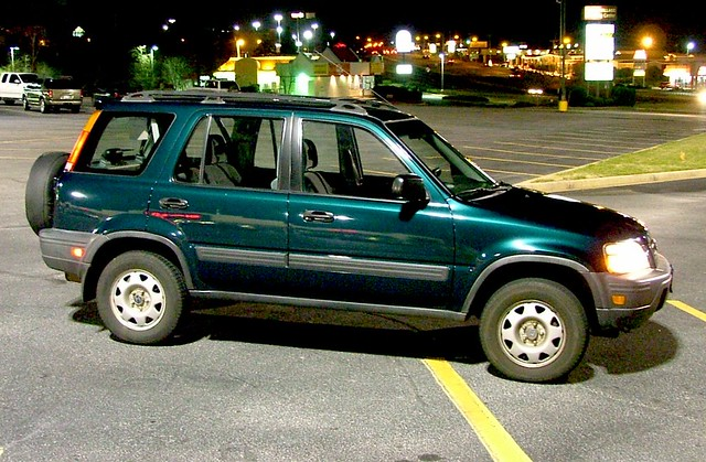 My New Old Honda Crv Flickr Photo Sharing