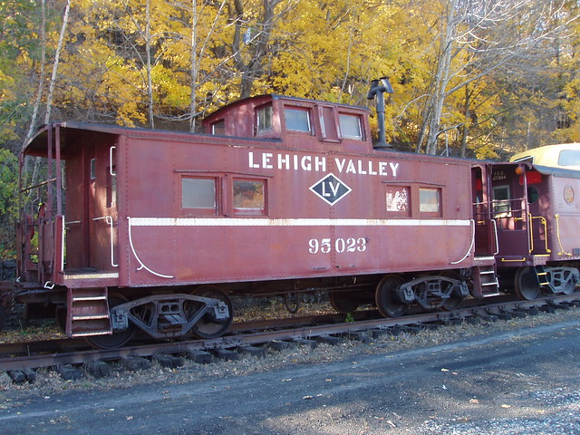 Lehigh Valley Caboose Flickr Photo Sharing