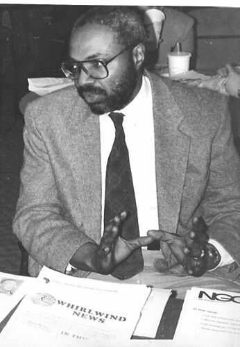 Abayomi Azikiwe as director of the Pan-African Research & Documentation Center in Detroit. In 1998 he formed the Pan-African News Wire. The news agency has published thousands of articles in over 100 different publications and websites. by Pan-African News Wire File Photos