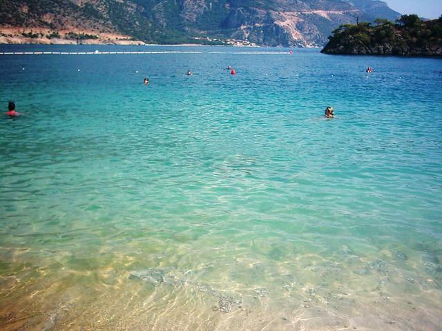 Ölüdeniz / Blue Lagoon (Ölüdeniz) Fethiye / *** Turkey ***  Flickr - Photo S...