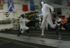 foil(0.0), weapon combat sports(1.0), fencing weapon(1.0), sport venue(1.0), championship(1.0), individual sports(1.0), contact sport(1.0), sports(1.0), combat sport(1.0), competition event(1.0), ã‰pã©e(1.0), fencing(1.0),