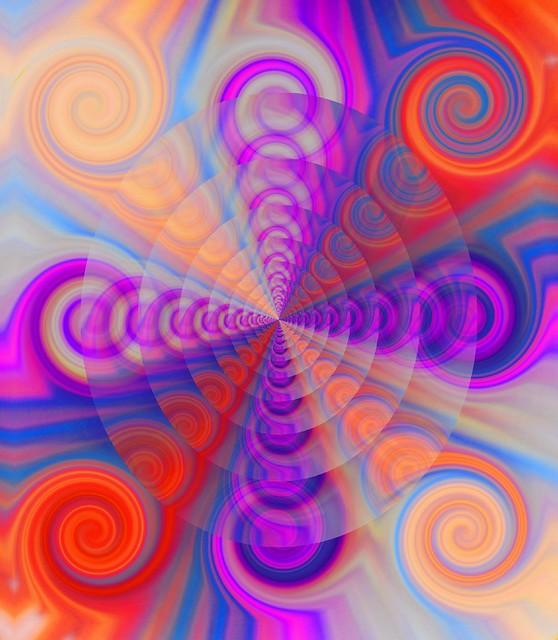 Infinity of spirals