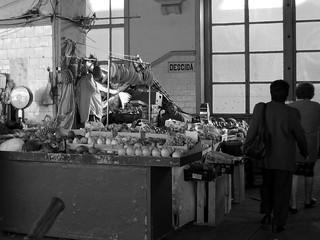 Image of Mercado do Bolhão near Porto. portugal geotagged porto oporto papao bolhão ptbw opapao inelsonrocha