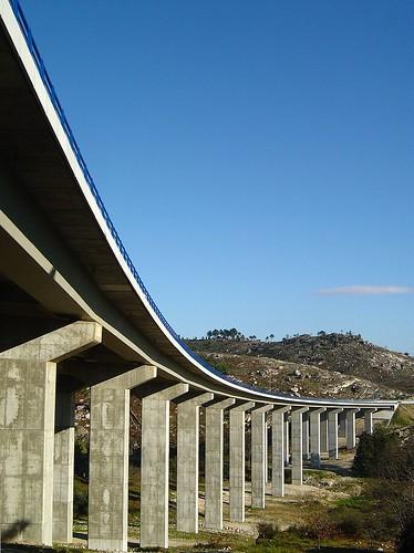 Auto-estrada A25 - Portugal