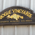 Bogle Vineyards - Clarksburg, CA