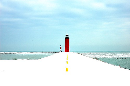 Kenosha's lighthouse