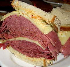 sandwich, meal, corned beef, breakfast, pork, ham and cheese sandwich, muffuletta, sirloin steak, ham, beef tenderloin, kobe beef, pastrami, food, dish, cuisine, roast beef,