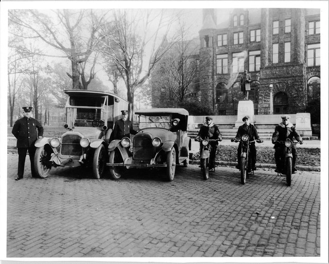 Police 1920 Flickr Photo Sharing