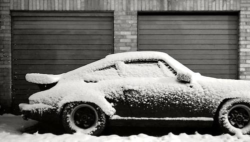 snowporsche