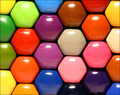 Honeycomb colour